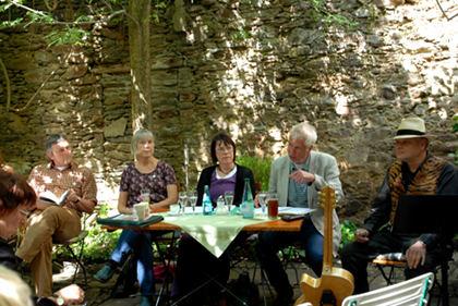 Tage der Poesie in Sachsen 2012