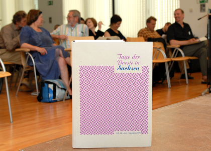 Tage der Poesie in Sachsen 2010